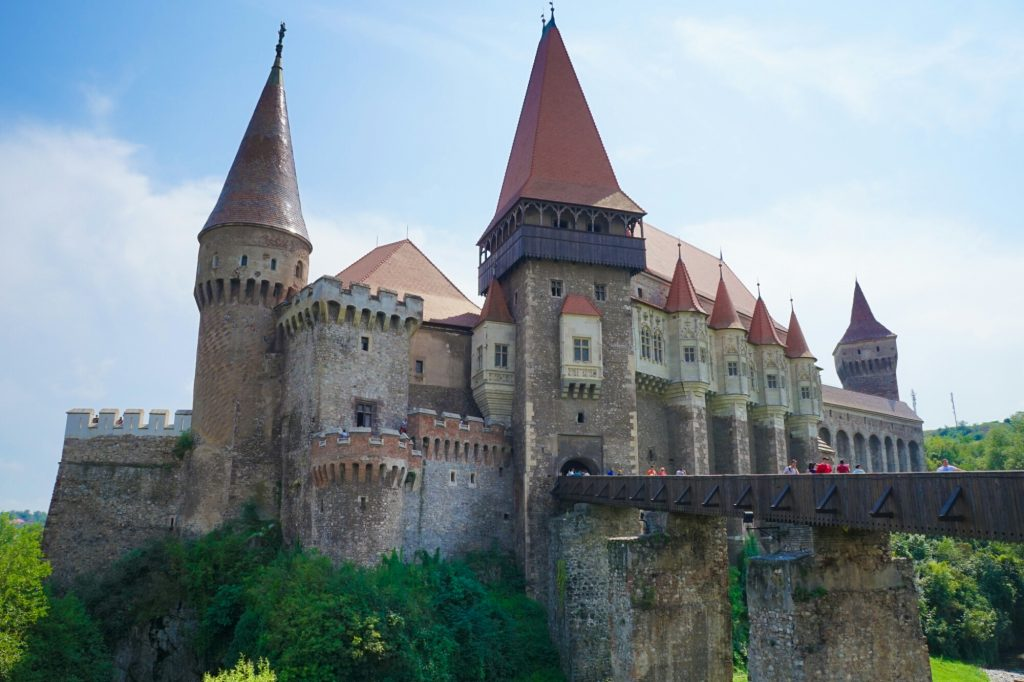 Corvin Castle Travel Romania