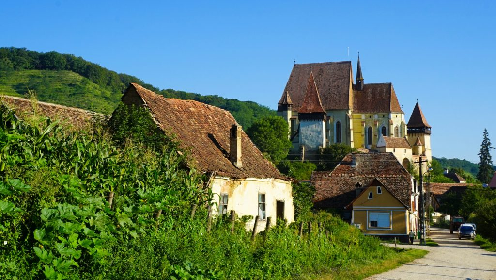 Biertan Fortified Church Romania