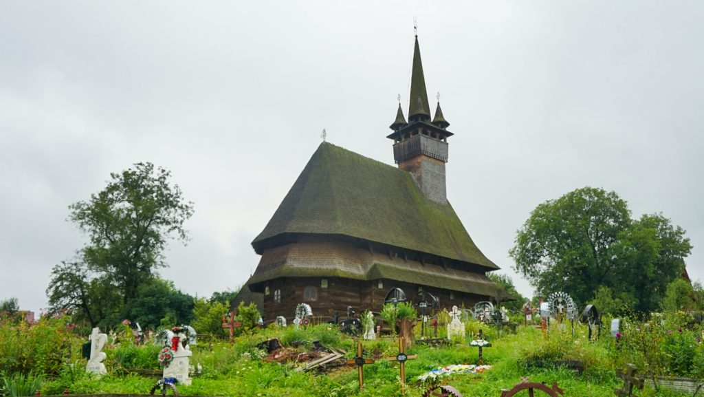 Wooden Church's of Maramures UNESCO Site