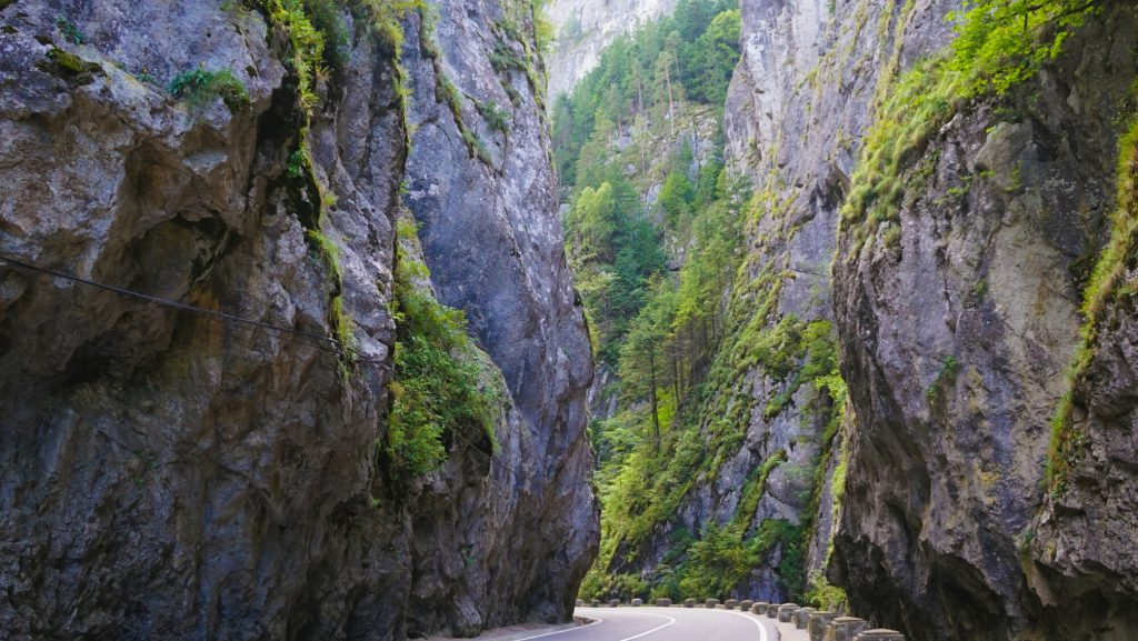 Bicaz Gorge - Romania Travel Guide