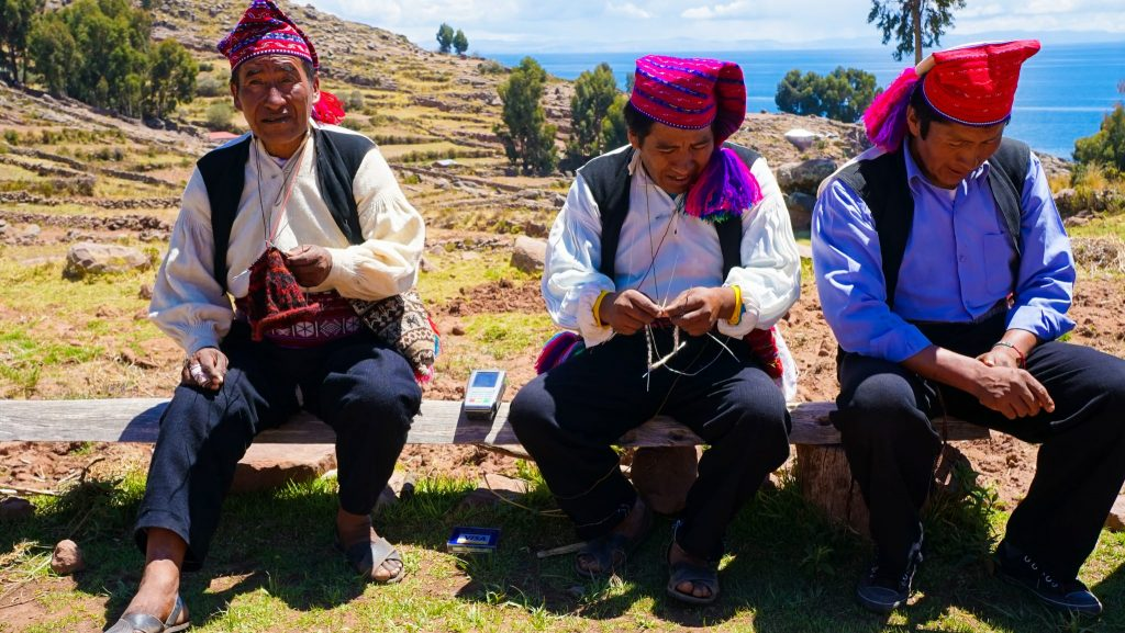Exploring Lake Titicaca and Taquile Island Peru