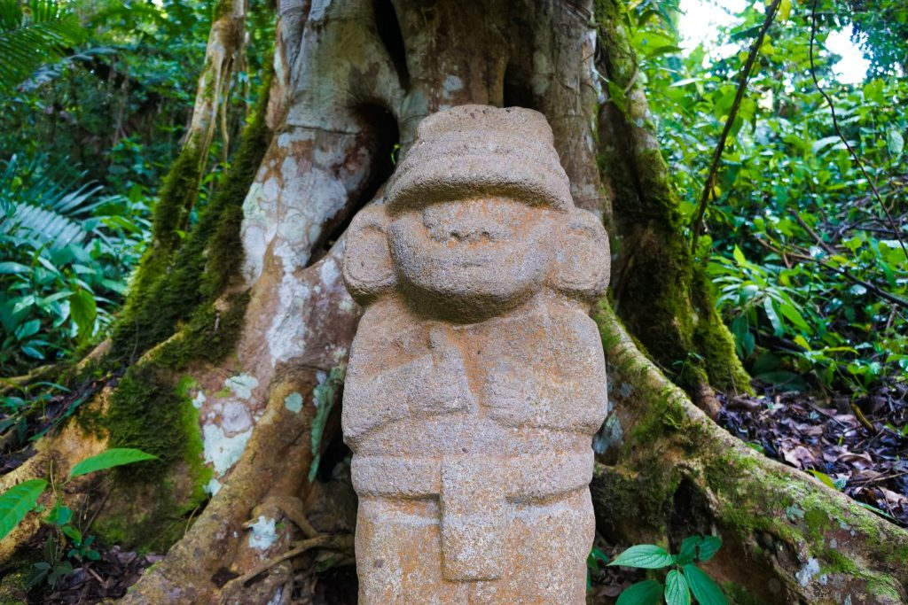 Why You Absolutely Have To Visit San Agustin Archaeological Park in Colombia!