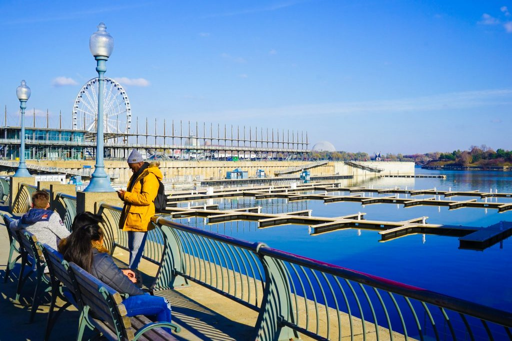 Fun Things to do in Montreal - Old Port of Montreal