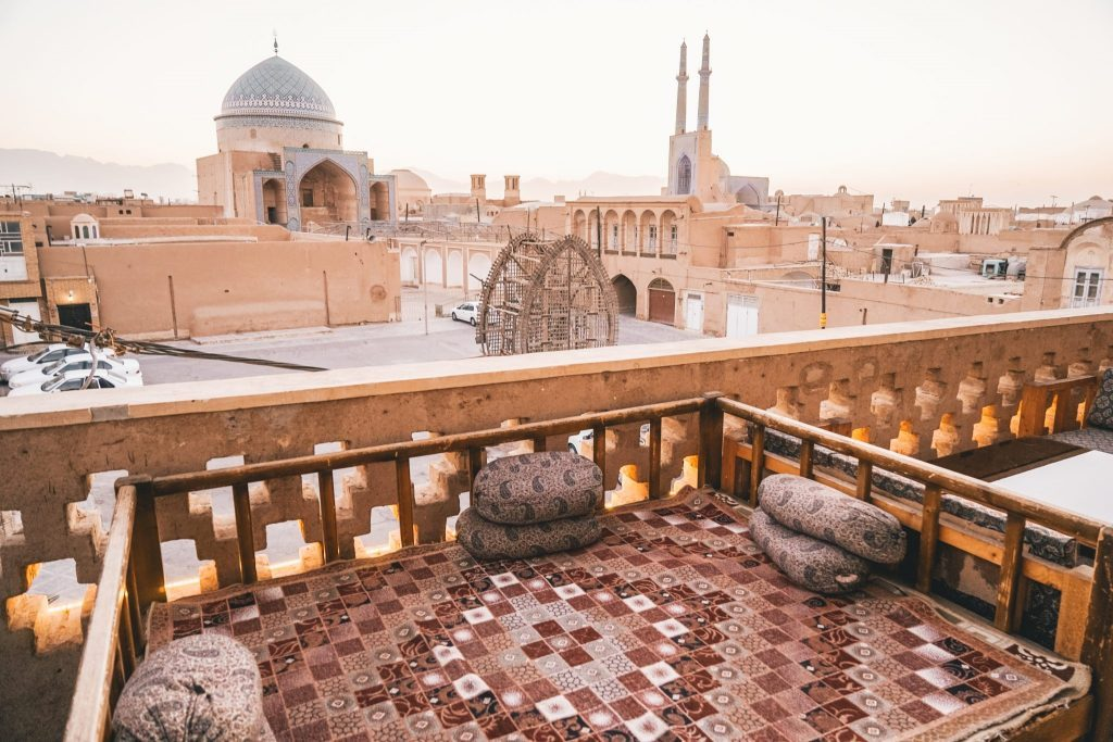 Fazeli Hotel things to do in Yazd, Iran