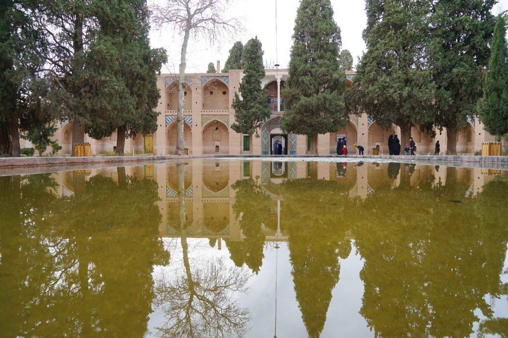Things to Do in Kerman Iran: Aramgah-e Shah Ne'matollah Vali in Mahan