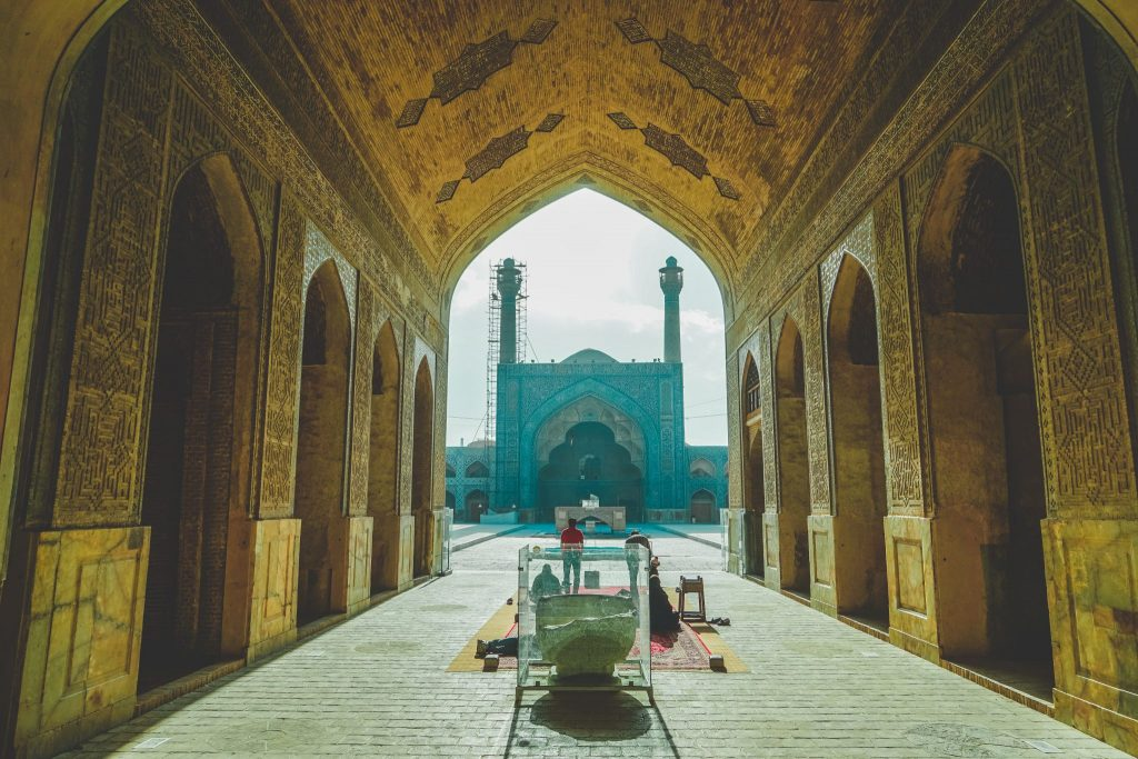 Masjed-e Jāmé of Isfahan - UNESCO World Heritage Site - Things To Do in Isfahan