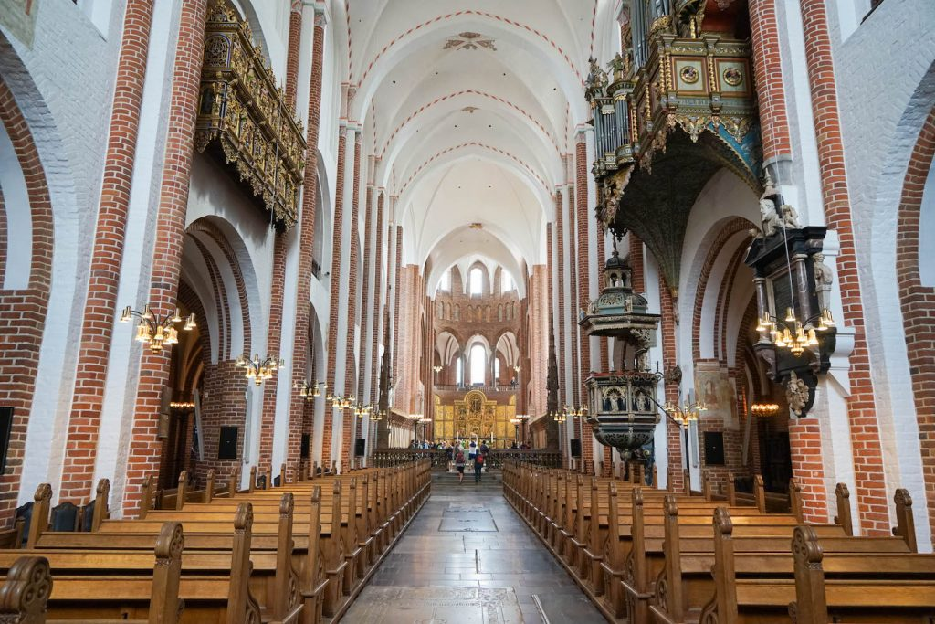 UNESCO Roskilde Cathedral ** copenhagen what to do ** top things to do in copenhagen ** best things to do in copenhagen ** copenhagen what to see **