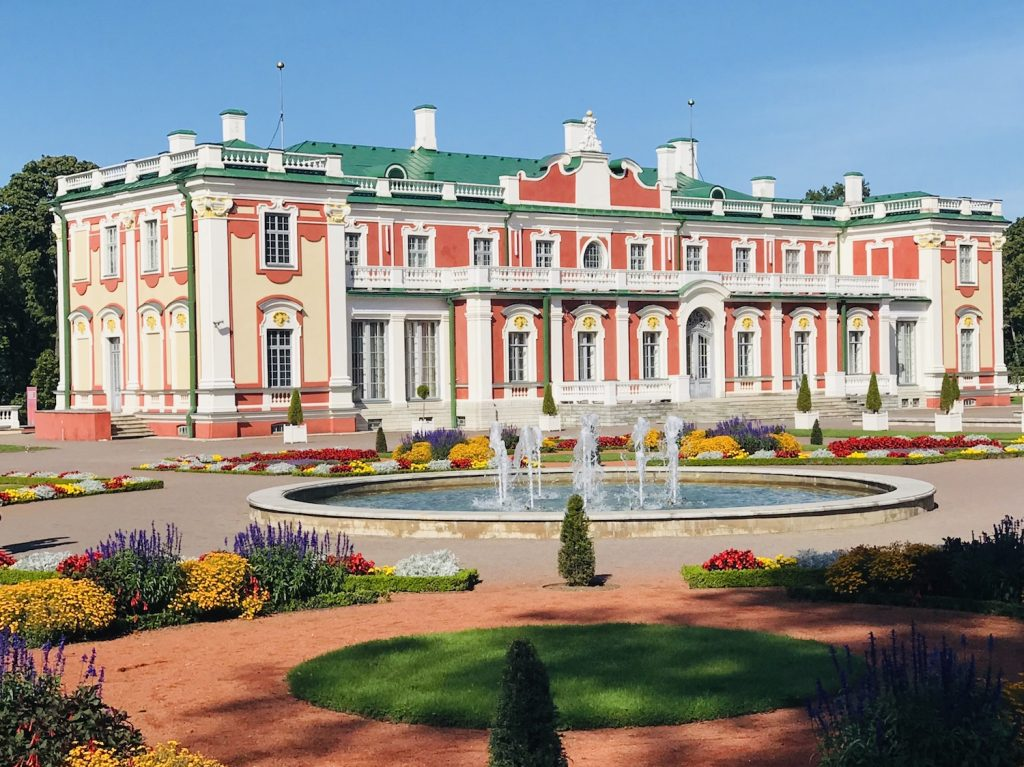 Marvel At The Colourful And Baroque At The Kadriorg Art Museum