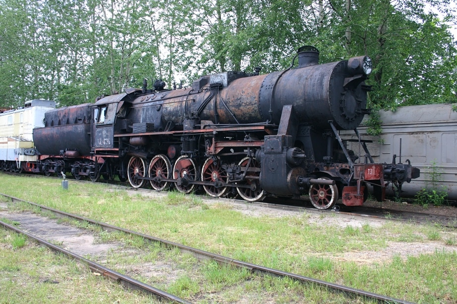 Latvian Railway History Museum