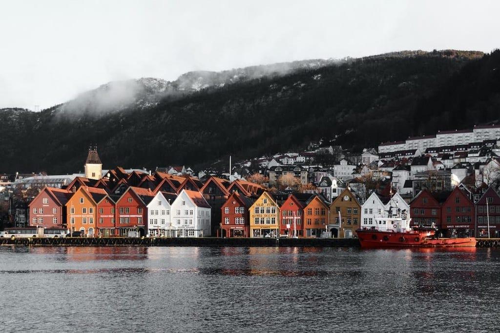 Bryggen Things To Do In Bergen