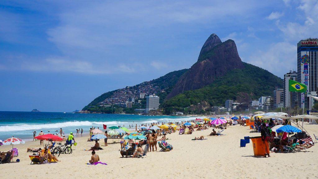 Dois Irmãos Hike Rio de Janeiro, Brazil