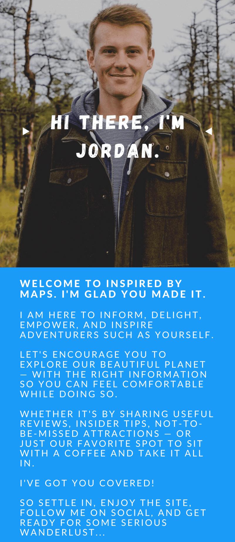 Kiwi Travel Blogger - Jordan Adkins
