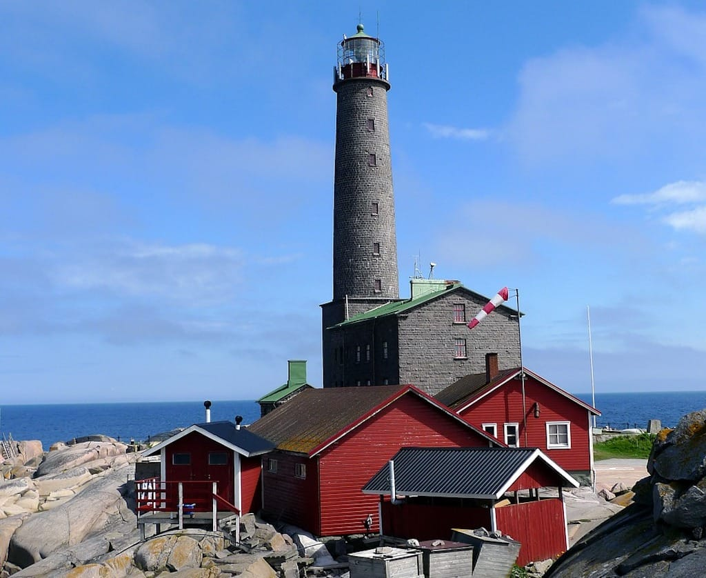 Bengtskär Lighthouse | best things to do in finland